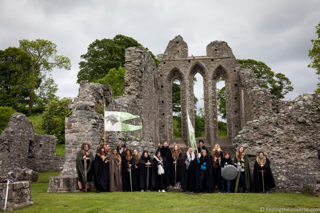 A Guide to the Game of Thrones Filming Locations in Northern Ireland