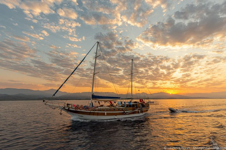 The Best of Turkey by Gulet