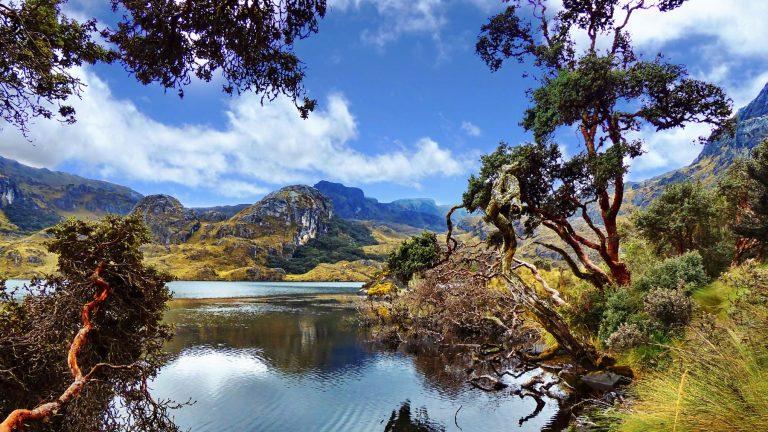 Hiking El Cajas National Park: Ecuador's Undiscovered Gem